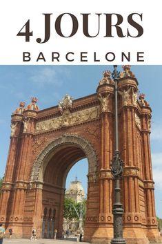 Destinations D'europe, Barcelona Travel, Blog Voyage, City Lights, Travel Style, Big Ben, Barcelona Cathedral, Travel Inspiration, Style Inspiration