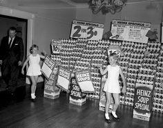 H.J. Heinz Company, Soup Display, Victoria, 16 Apr 1959
