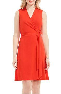 Main Image - Vince Camuto Wrap Dress