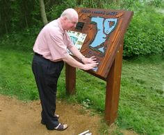 Tactile interpretation panel