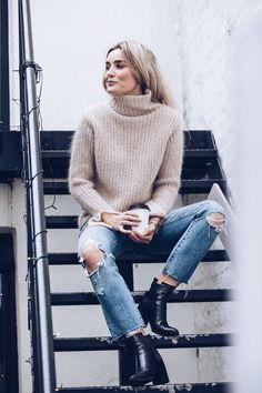 It's still sweater weather