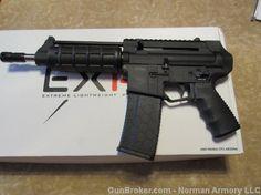 NIB EXTAR EXP 556 5.56 AR style pistol New : Semi Auto Pistols at GunBroker.com