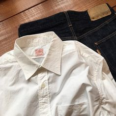 SD  Traditional Shirt. #standardcalifornia #スタンダードカリフォルニア #shirt