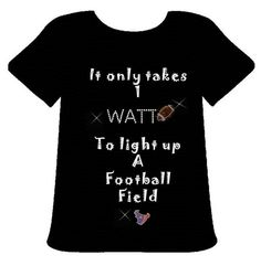 Ladies Texans JJ WATT TEE!!!! He lights up my world!!!