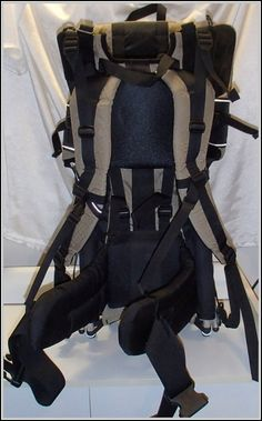 Ed Bauer Baby Backpack Carrier