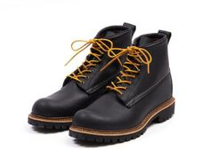 Ice Cutter - Black - Red Wing at Askov Finlayson