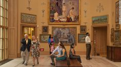The Barnes Foundation's move into the city of Philadelphia has energized an already thriving arts community.