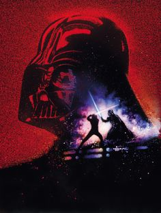 Darth Vader was the poster boy for Revenge that became a Return.