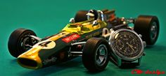 #Gallet #multichron lotus jim clark