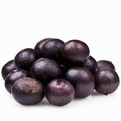 When it comes to antioxidants, Acai berries smash rivals like blackberries, strawberries, and blueberries. http://www.health.com/health/gallery/0,,20665789,00.html