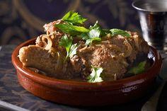 Walnut and Pomegranate Chicken (Persian)