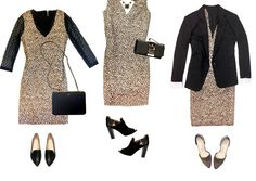 3 ways to wear a Cheetah print from the @anntaylor blog