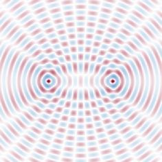 interference of circular waves