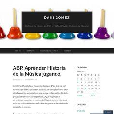 ABP. Aprender Historia de la Música jugando.   Dani Gomez   Pearltrees   Proyectos interesantes para el aula de música