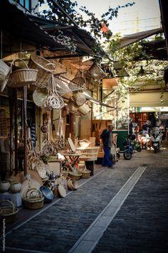 Working day Thessaloniki, Greece
