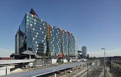 National Australia Bank (NAB) Docklands | Melbourne | Australia | Commercial 2013 | WAN Awards