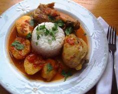 Receta de Cocina Colombiana para Preparar Pollo Sudado
