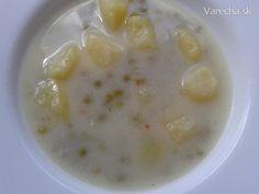 Hrášková polievka kyslá - Recept