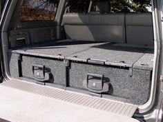 Slee - Outback SUV Storage Drawer System