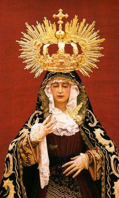 Virgen de Loreto, de San Isidoro. Sevilla (Spain)
