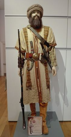 Barbary Corsar AD 1500-1800 Long robes, layers and straps etc crossing the chest. More bling, better fabrics.