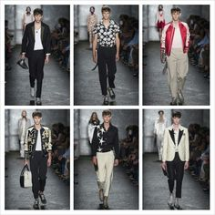 Marc by Marc Jacobs SS14 #nyfw #fashion #style #runway #marcbymarcjacobs #marcjacobs #spring #summer #2014 #menswear #mensstyle #mensfashion #mensfashionfix