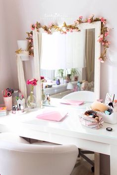 Vanity table: i will have one of this the day we have our house!