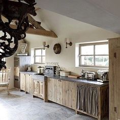 Dirk Cousaert - Furniture Design & Creation - Detail kitchen - Discover more at www. Kitchen Inspirations, House Design, Kitchen Design Small, Kitchen Cabinet Design, House, House Inspiration, Loft Kitchen, Small Dining Room Table, Furniture Design