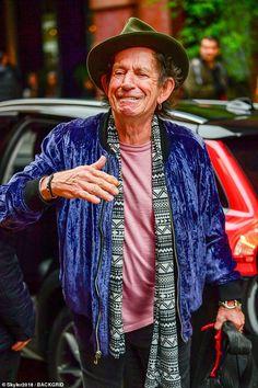 Keith Richards - 3 May 2019 Rolling Stones Logo, King Richard, Rhythm And Blues, Keith Richards, Mick Jagger, I Icon, Bon Jovi, Rock N Roll, Musicians