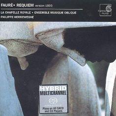 Philippe Herreweghe - Requiem, Messe des pecheurs de Villerville