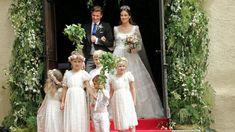 Prinz Harry schlich zur Trauung nach Bayern | Hochzeit mit heimlichen Hoheiten! Luisa Beccaria dress