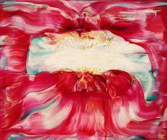 凤凰  phoenix 100cm X120cm 布面油画 Oil on Linen