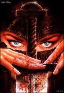 Image detail for -Warrior Women Arise - by Amanda Goransson.