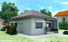 Bungalow House Design Philippines Low Cost Philippines house design Simple house design Bungalow house design