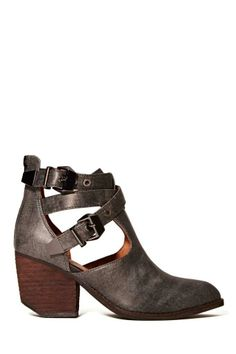Jeffrey Campbell Everwell Ankle Boot - Black