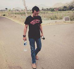 My step