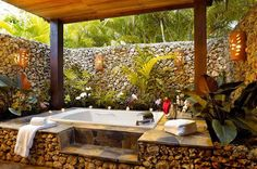 Diseño de Interiores & Arquitectura: Villa frente al mar en la República Dominicana