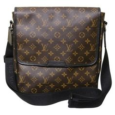 Louis Vuitton Macassar Mm Brown/Black Messenger Bag. Get one of the hottest styles of the season! The Louis Vuitton Macassar Mm Brown/Black Messenger Bag is a top 10 member favorite on Tradesy. Save on yours before they're sold out!