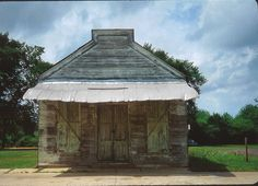by nick lloyd - words and images about photographs and photography William Christenberry, Old Country Stores, Gazebo, Old Things, Outdoor Structures, Artist, Photography, Image, Kiosk