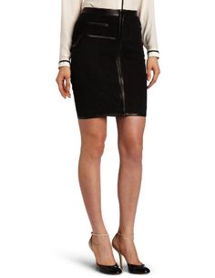 Robert Rodriguez Womens Zip Skirt Black 6 *** Read more reviews of the product by visiting the link on the image.