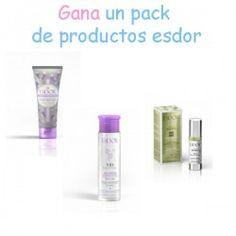 Gana un pack de productos esdor ^_^ http://www.pintalabios.info/es/sorteos-de-moda/view/es/4603 #ESP #Sorteo #Cosmetica