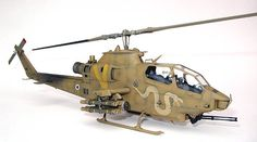 1/48 Monogram AH-1S Cobra by Thang Le