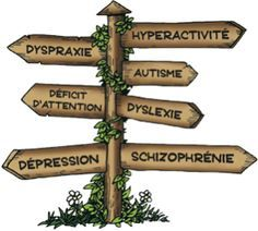 Syndrome entéropsychologique : le régime