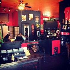 New Zulu Tattoo Los Angeles shop layout! #zulutattoo #losangeles #tattoos