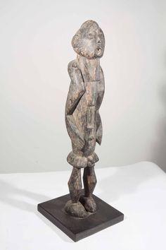 Fétiche / statue africaine Chamba du Nigéria M04 : Galerie Art Africain : masques et statues africaines, décoration et arts primitifs Afrique