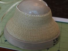 Millinery from the Bottom Up: A Hat making Tutorial