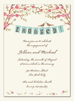 1000 images about monique 39 s engagement on pinterest engagement party invitations engagement