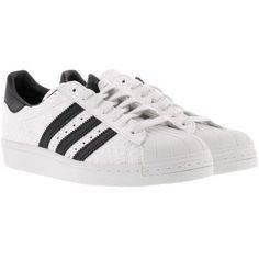 innovative design 1644c 4281b SNEAKERS DONNA SUPERSTAR Adidas Scarpe Donna BRUNAROSSO.COM (140) ❤ liked  on Polyvore featuring shoes, sneakers, adidas, adidas sneakers, adidas  footwear, ...