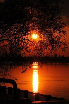 Lovely sunset <3