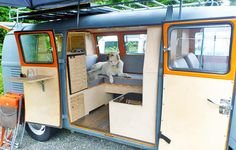 van interior decoration - Google Search